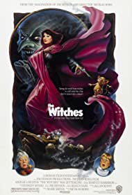 Anjelica Huston, Jasen Fisher, and Mai Zetterling in The Witches (1990)