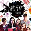 Jodie Comer, Ciara Baxendale, Dan Cohen, and Sharon Rooney in My Mad Fat Diary (2013)