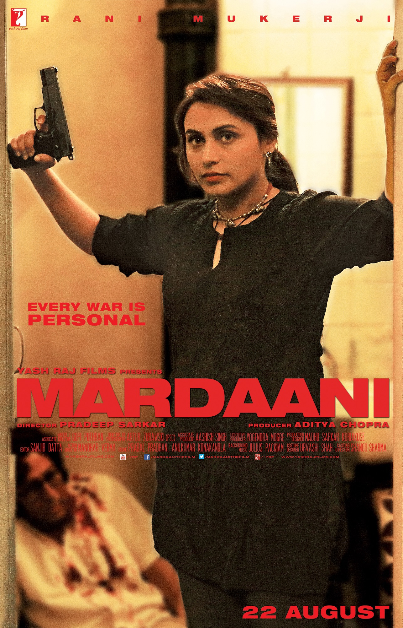 Image result for Mardaani (2014)
