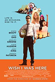 Wish I Was Here (2014) 1080p