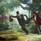 Mila Kunis, James Franco, and Merie Weismiller Wallace in Oz the Great and Powerful (2013)