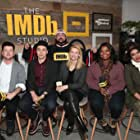 Claire Danes, Kevin Smith, Octavia Spencer, Silas Howard, Priyanka Chopra Jonas, and Jim Parsons at an event for A Kid Like Jake (2018)