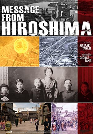 Where to stream Message from Hiroshima