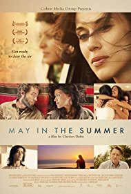 Bill Pullman, Cherien Dabis, and Elie Mitri in May in the Summer (2013)