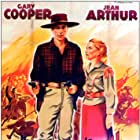 Gary Cooper and Jean Arthur in The Plainsman (1936)