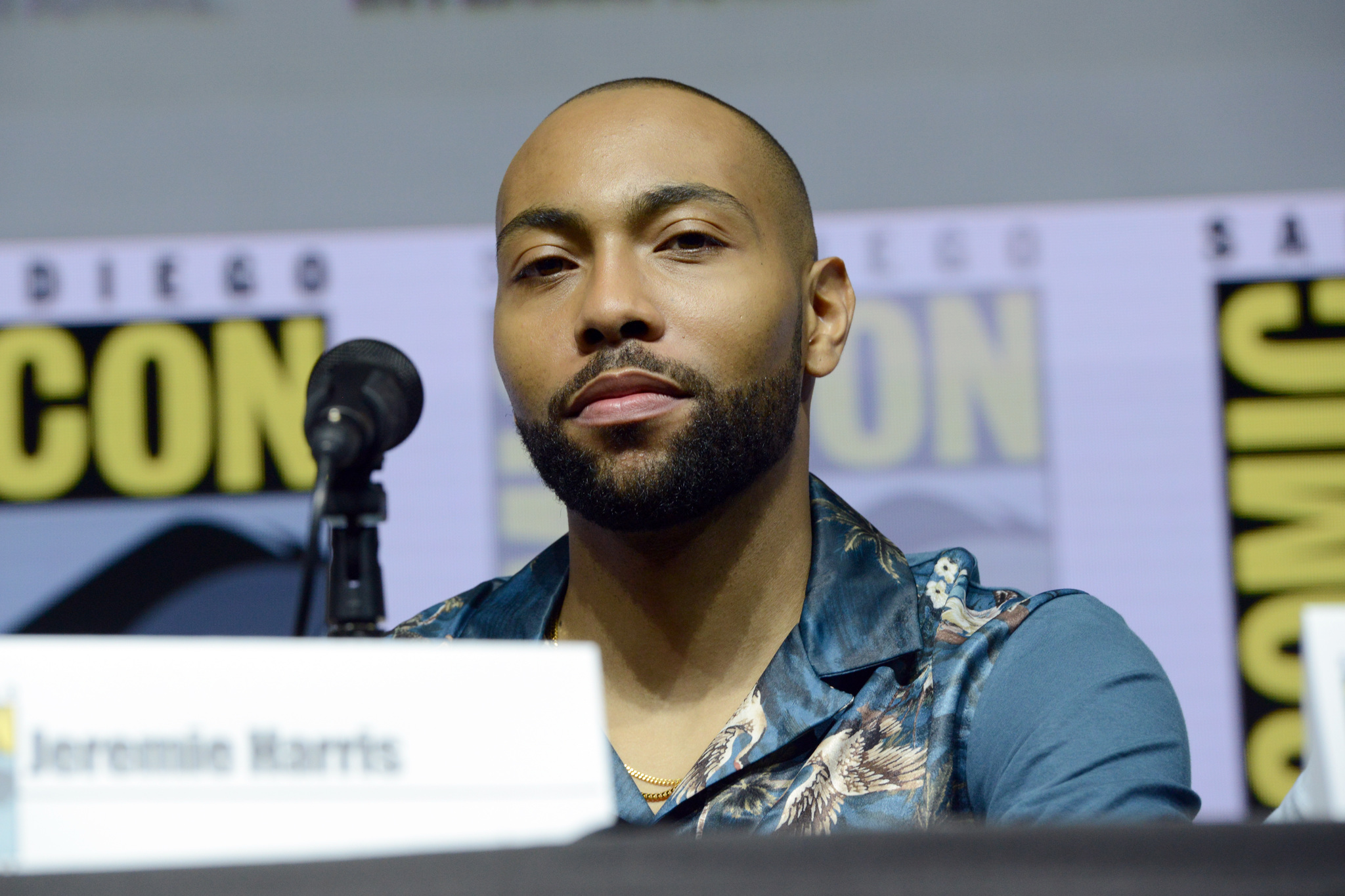 Jeremie Harris at an event for Legion (2017)