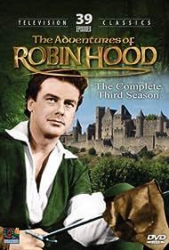 Richard Greene in The Adventures of Robin Hood (1955)