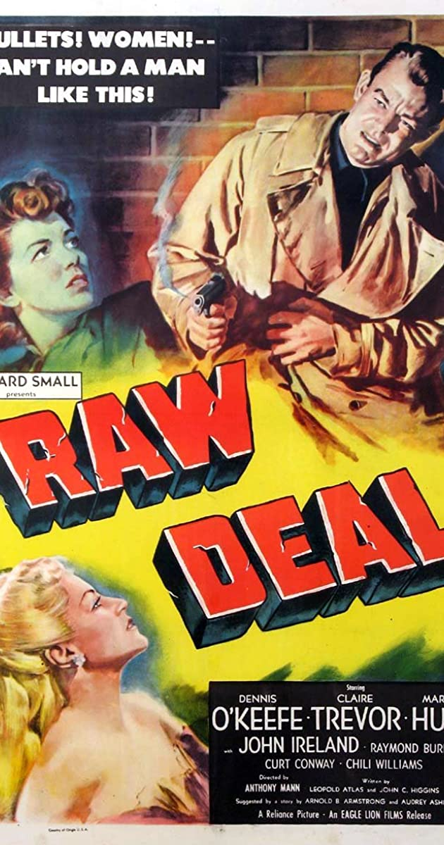 Image result for raw deal 1948