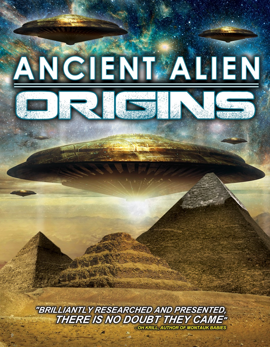 Ancient Alien Origins on FREECABLE TV