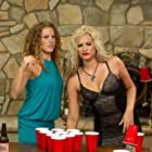 Still of Jo Newman and Rebekah Kochan in Bro, What Happened? (2014)