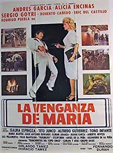 La venganza de Maria sub download