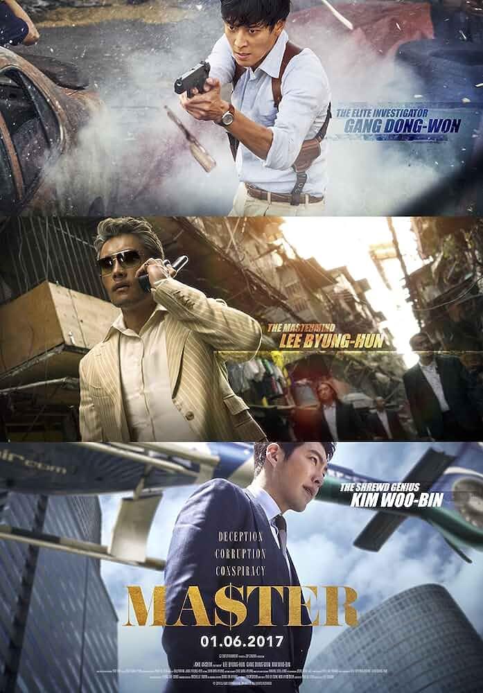 Master (2016) Hindi Dubbed