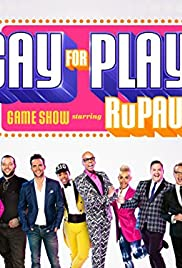 Gay for Play Game Show Starring RuPaul Poster