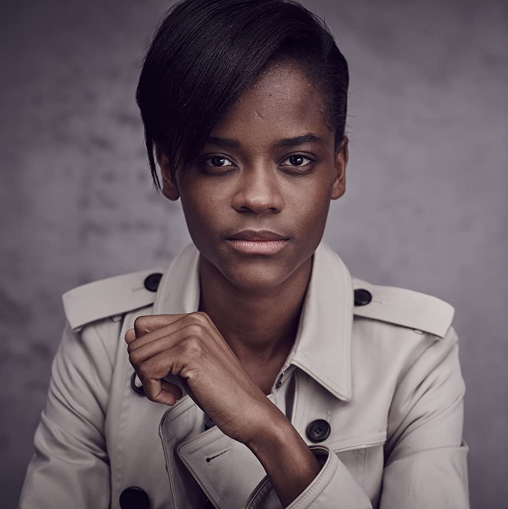 Letitia Wright for BAFTA Breakthrough Brit