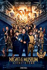 Night at the Museum: Secret of the Tomb (2014) HDRip English Full Movie Watch Online Free