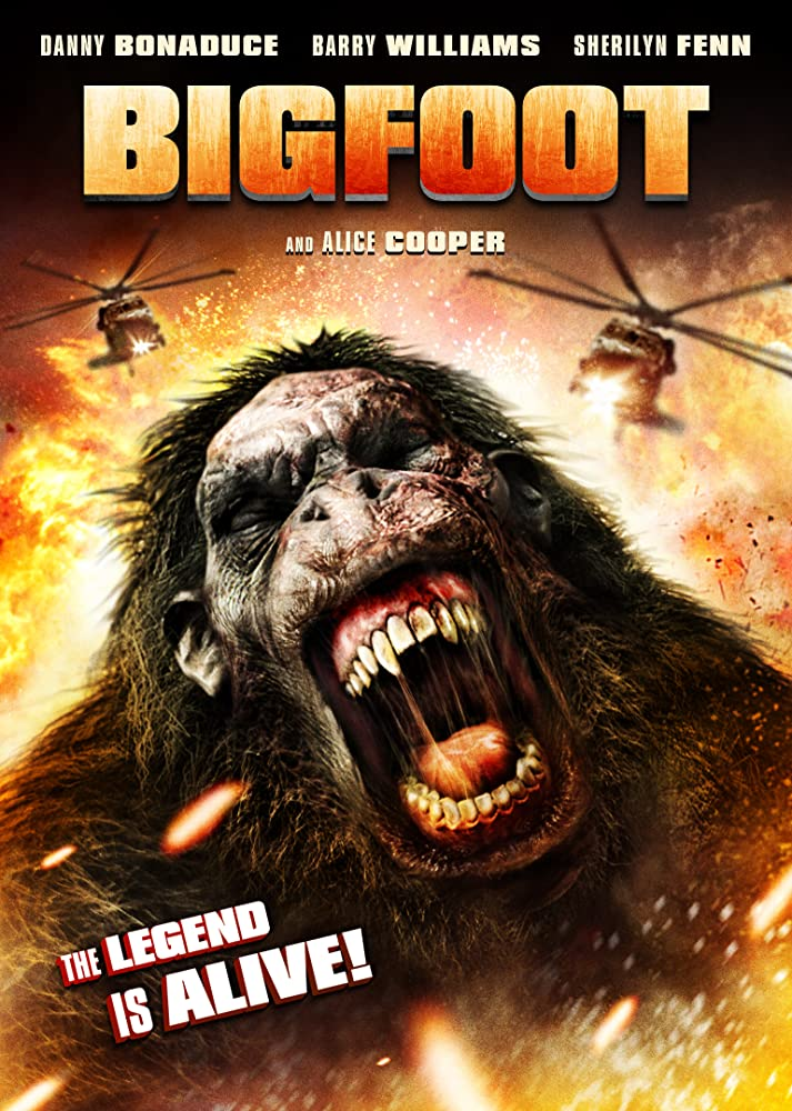 Bigfoot (2012) Hindi Dubbed