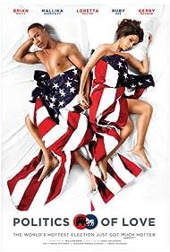 Brian White and Mallika Sherawat in Politics of Love (2011)