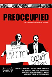 Preoccupied Poster