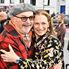 Arthur Elgort and Grethe Holby at an event for Jonathan (2018)