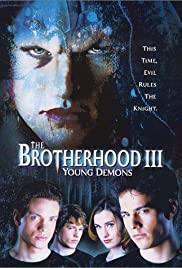 The Brotherhood III: Young Demons Poster