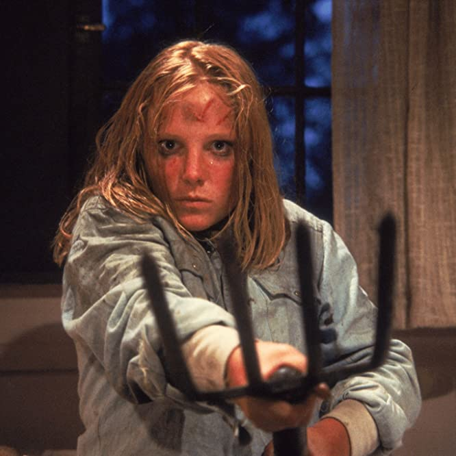 Amy Steel in Friday the 13th Part 2 (1981)
