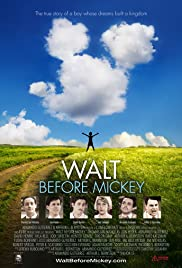 Walt Before Mickey Poster