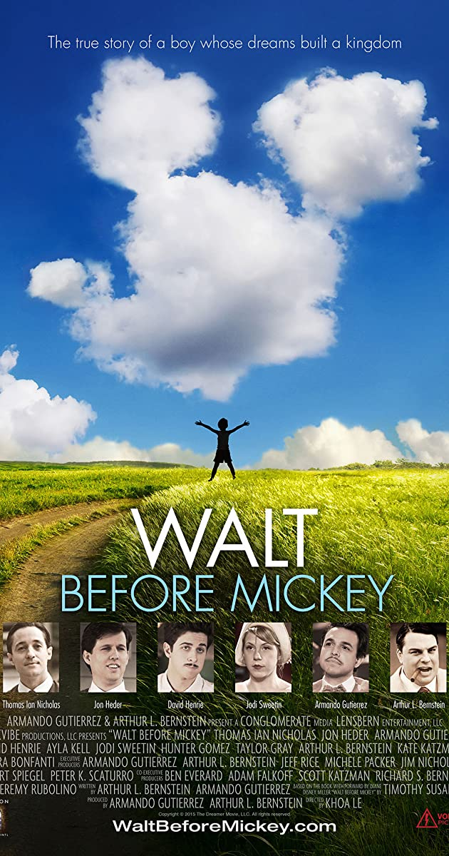 Watch Full HD Movie Walt Before Mickey (2015)