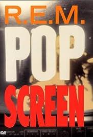 R.E.M.: Pop Screen Poster