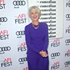 Helen Mirren at an event for The Comedian (2016)