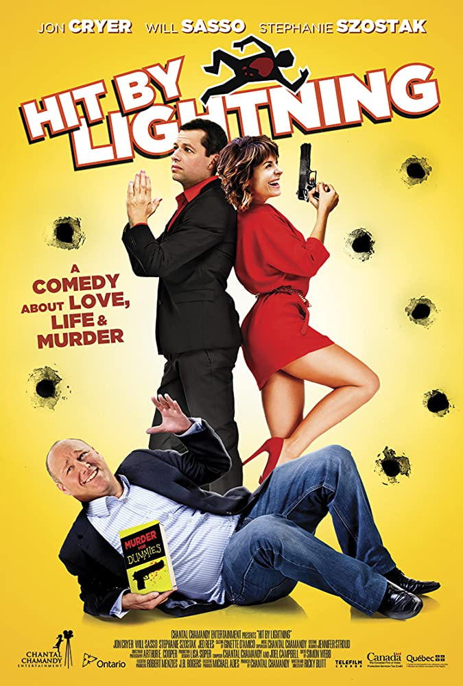 sc 1 st  IMDb & Hit by Lightning (2014)