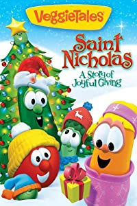 Movies Amazon VeggieTales: Saint Nicholas - A Story of Joyful Giving! USA [Bluray]