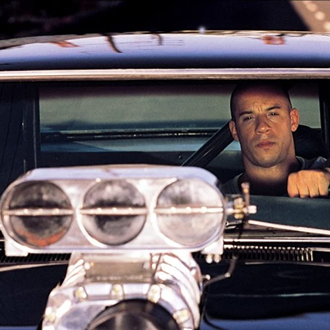 Vin Diesel in The Fast and the Furious (2001)