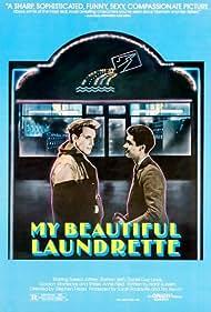 Daniel Day-Lewis and Gordon Warnecke in My Beautiful Laundrette (1985)