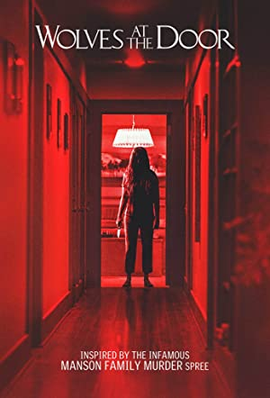 Wolves at the Door Pelicula Poster