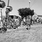 """Summer of '42"" Director Robert Mulligan, Jerry Houser 1971 Warner Brothers"