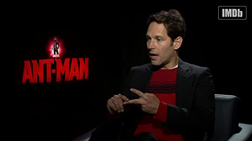 IMDb Asks Paul Rudd: What's Your First Movie in a Movie Theater?