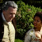Tom Wilkinson and Gugu Mbatha-Raw in Belle (2013)
