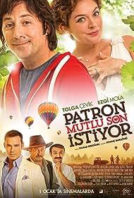 Patron Mutlu Son Istiyor (2014) Poster - Movie Forum, Cast, Reviews