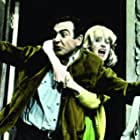 Sean Connery and Joanne Woodward in A Fine Madness (1966)