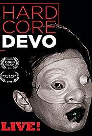 Hardcore Devo Live! Poster