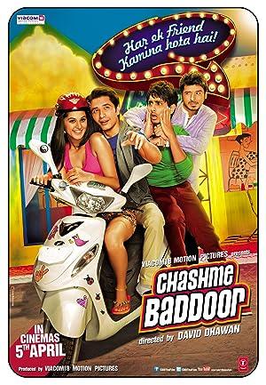 Chashme Baddoor Affiche de film