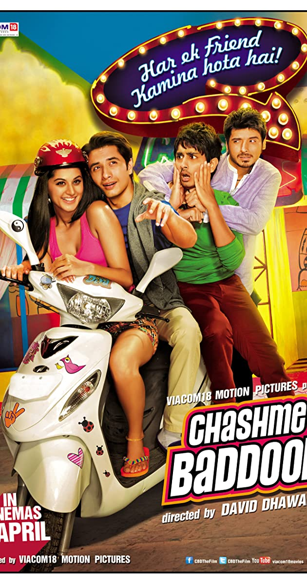 Chashme Baddoor love full movie free downloadgolkes