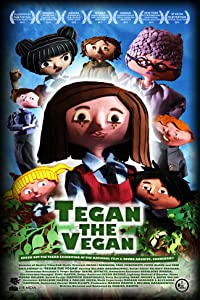 3d movies video clips free download Tegan the Vegan by [1280x544]