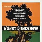 """Hurry Sundown"" (Saul Bass Poster) 1967 Paramount Pictures"