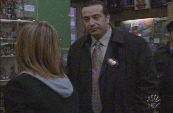 """Law & Order: CI Episode: """"Disappearing Acts"""""""