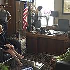 Kathy Maloney, Juliet Rylance, and Maureen Sebastian in American Gothic (2016)