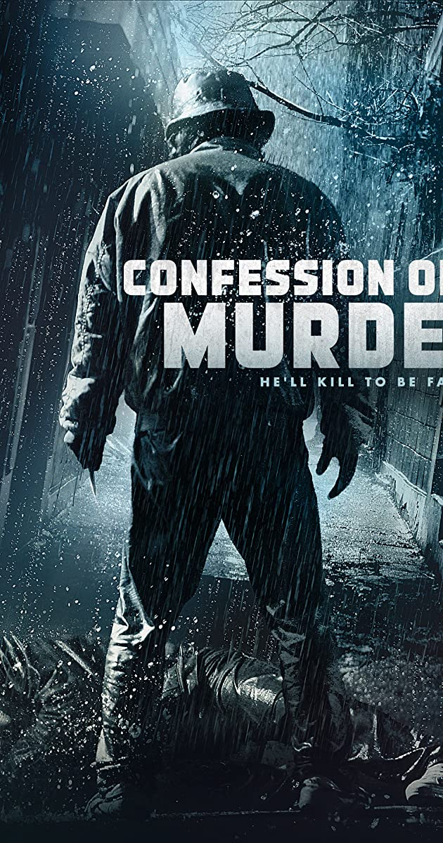 Confession of Murder 2012 Dual Audio Hindi ORG 400MB BluRay 480p ESubs Download