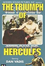 Hercules vs. the Giant Warriors