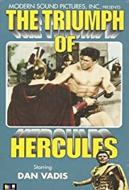 Hercules vs. the Giant Warriors (1964) Poster - Movie Forum, Cast, Reviews