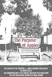 The Purpose of Apples Poster